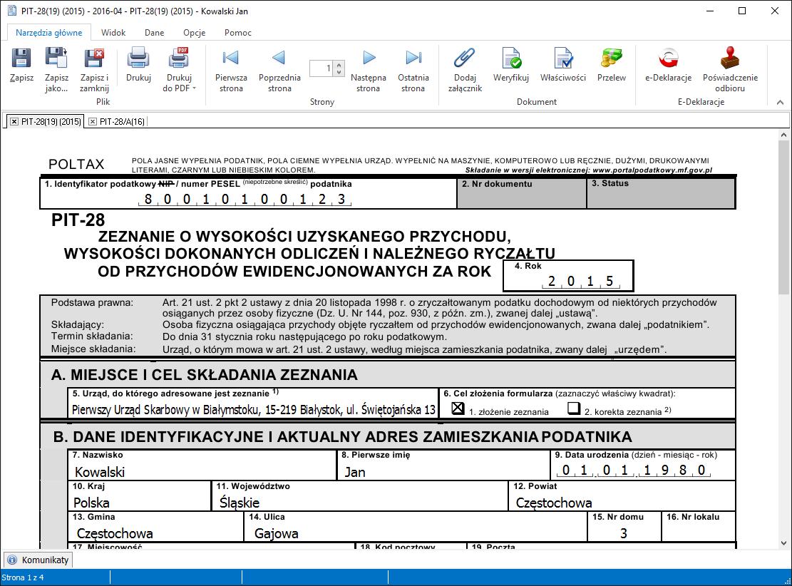 Druki pit 28 pdf to word